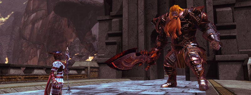 neverwinter fire giant - photo #16