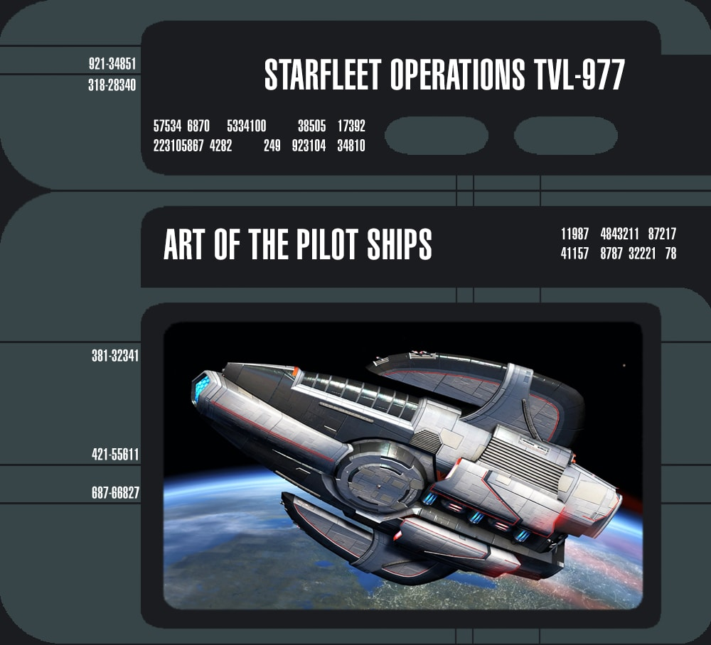 Star Trek Online Art Of The Pilot Ships Star Trek Online