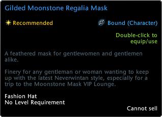 Gilded Moonstone Mask Tooltip