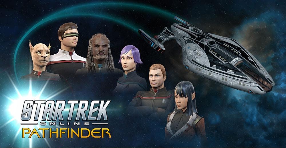 Star Trek Adventures: U S S  Pathfinder Episode 3 | Star