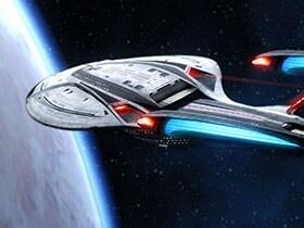 Fliegt Klasse-6-Schiffe auf jedem Level!