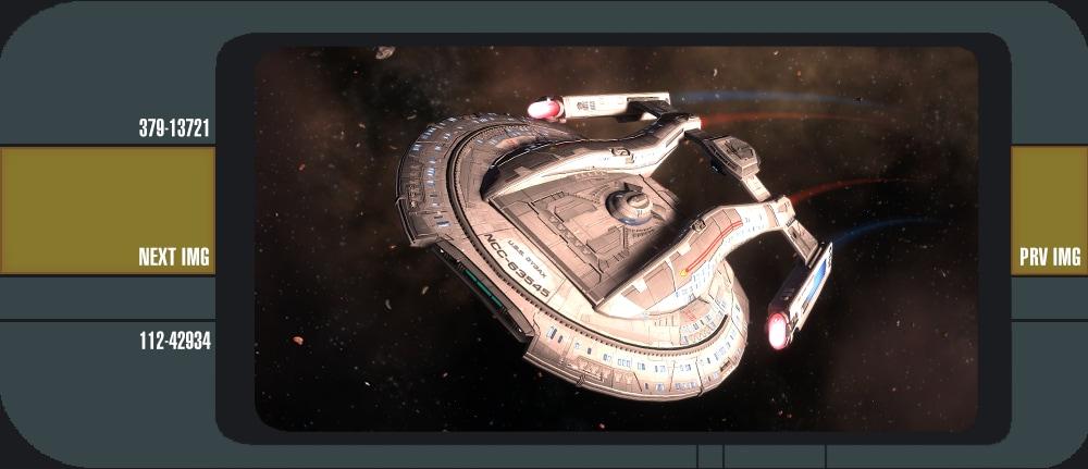 Star Trek Online Federation Akira-Class 3