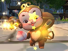 Бонус за покупки: Набор обезьяны