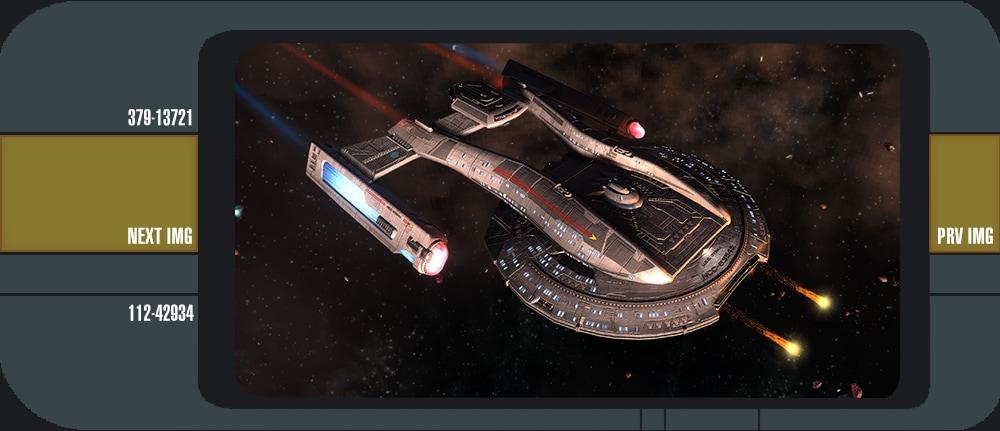 Star Trek Online Federation Akira-Class 1