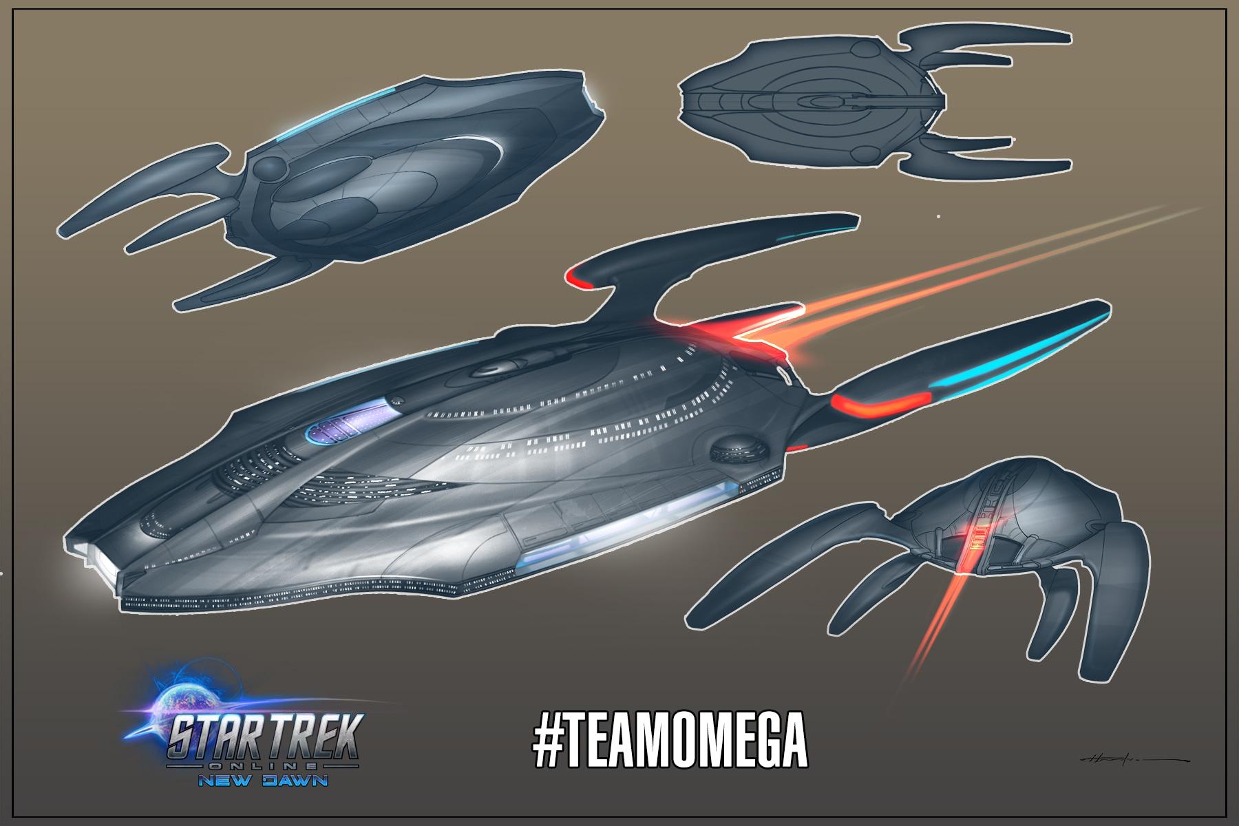 Star Trek Online: Ship Design | Star Trek Online