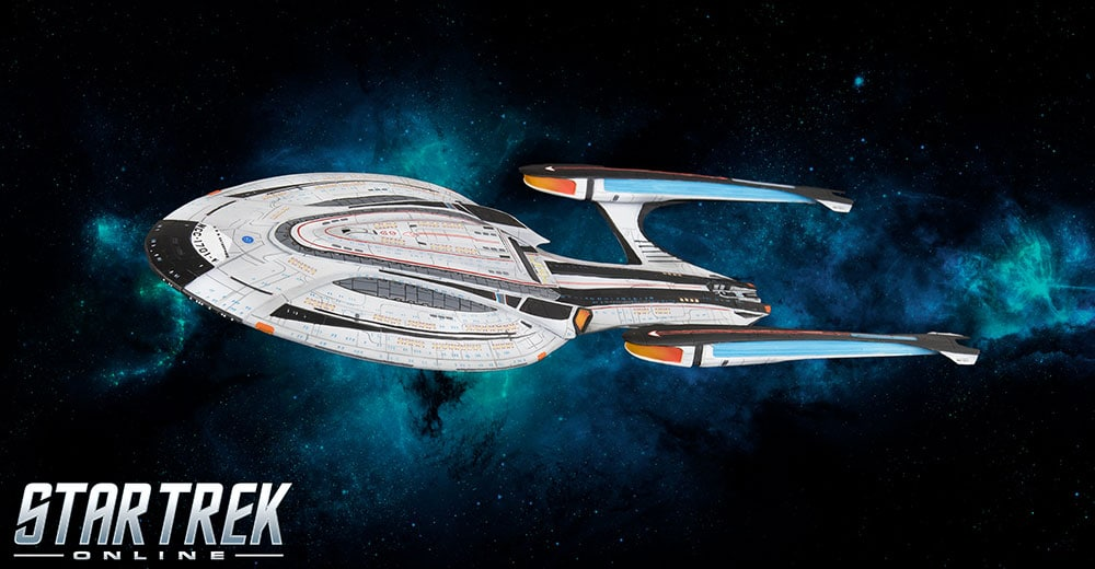 do you have a favorite ship in star trek online the one thats always carried you through no matter how tough the fight the one that youve lovingly