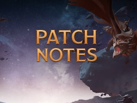 Patch Notes: Version: NW.115.20191025a.11