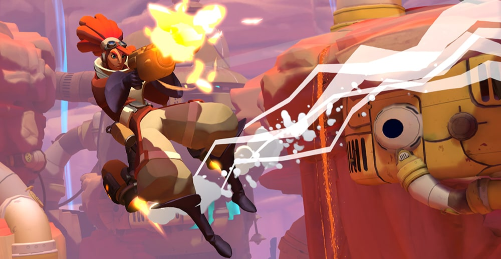 The Heroic Shooter 'Gigantic' Gets One Last Update Before Shutting Down
