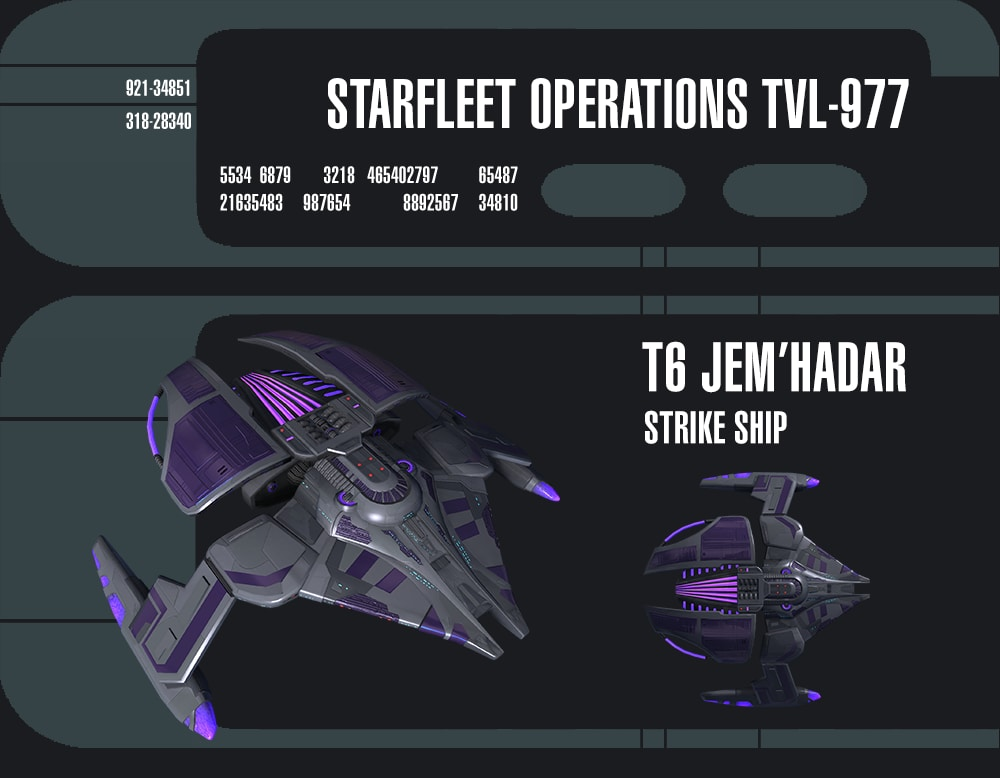 Tier 6 Jemhadar Strike Ship Stats Star Trek Online