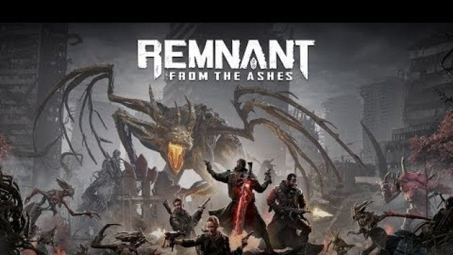 remnant from the ashes arc games