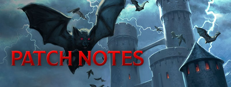 Patch Notes: Version: NW 100 20180611a 6 | Neverwinter