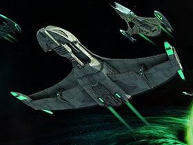 Command a Romulan Ship on Any Captain!