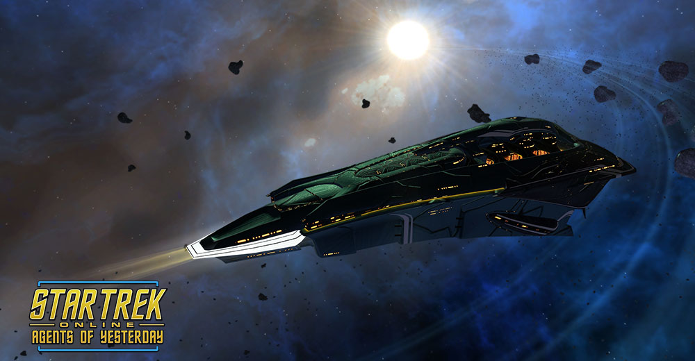 Designing The Tzenkethi Starships Star Trek Online
