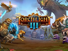 Announcing - Torchlight III