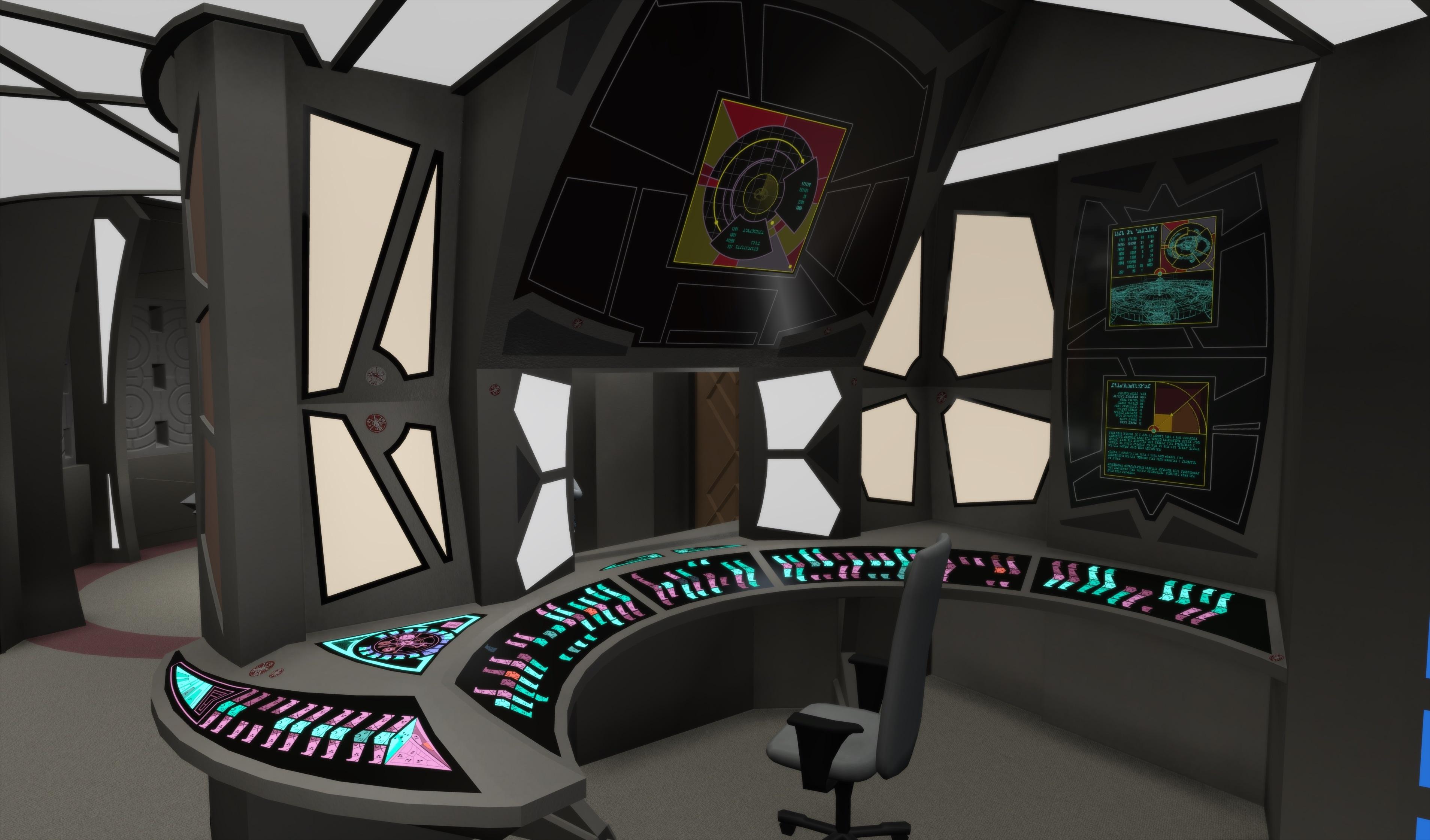 Deep Space Nine Gets a Total Rebuild   Star Trek Online