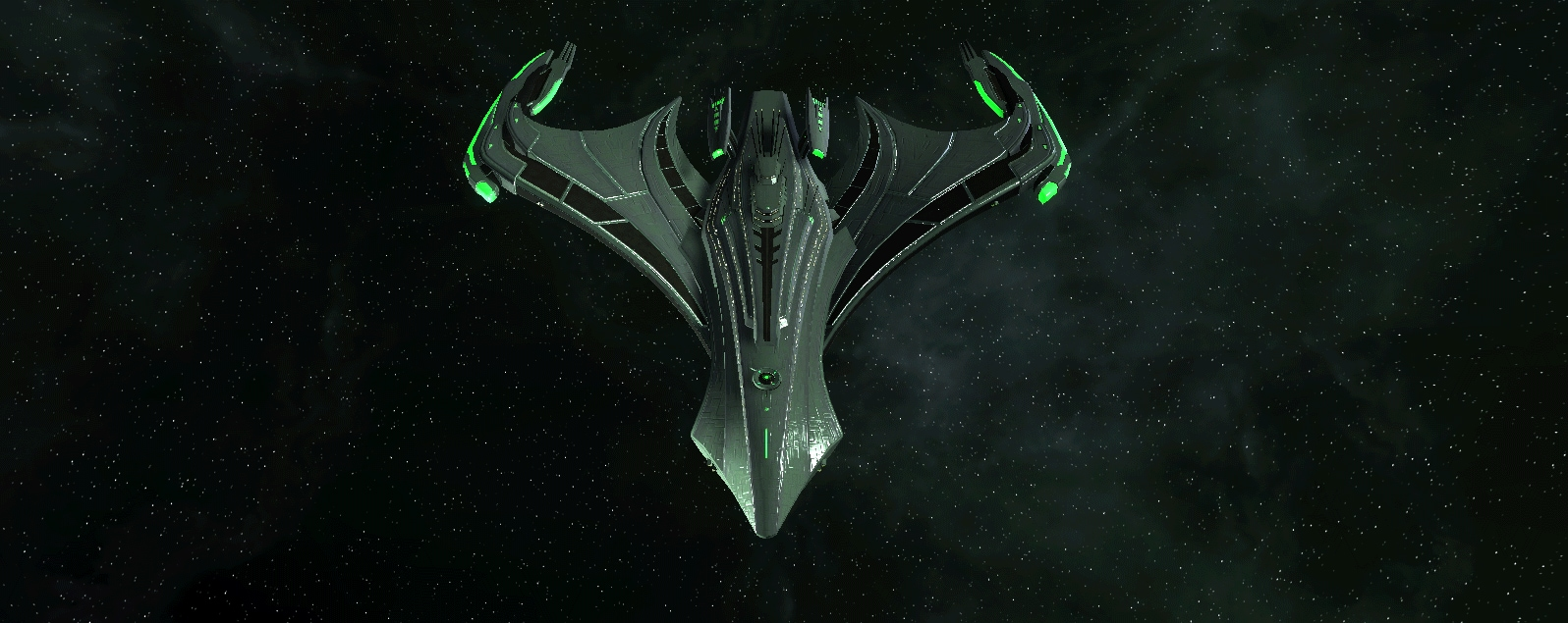 Romulan Command Ship 9