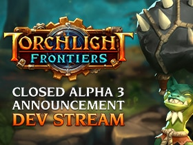 Closed Alpha 3 Announcement Livestream