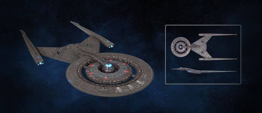 The Discovery Lock Box Star Trek Online