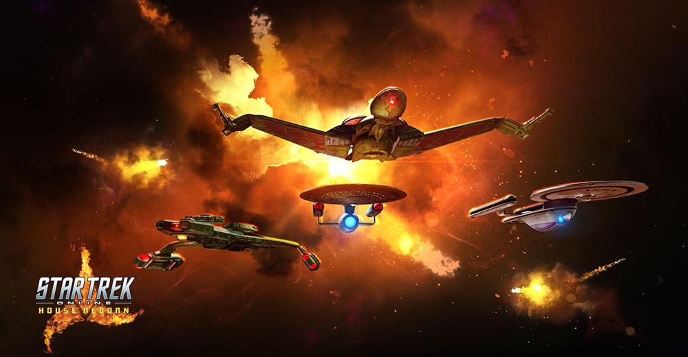 Star Trek Online 11th Anniversary Pack