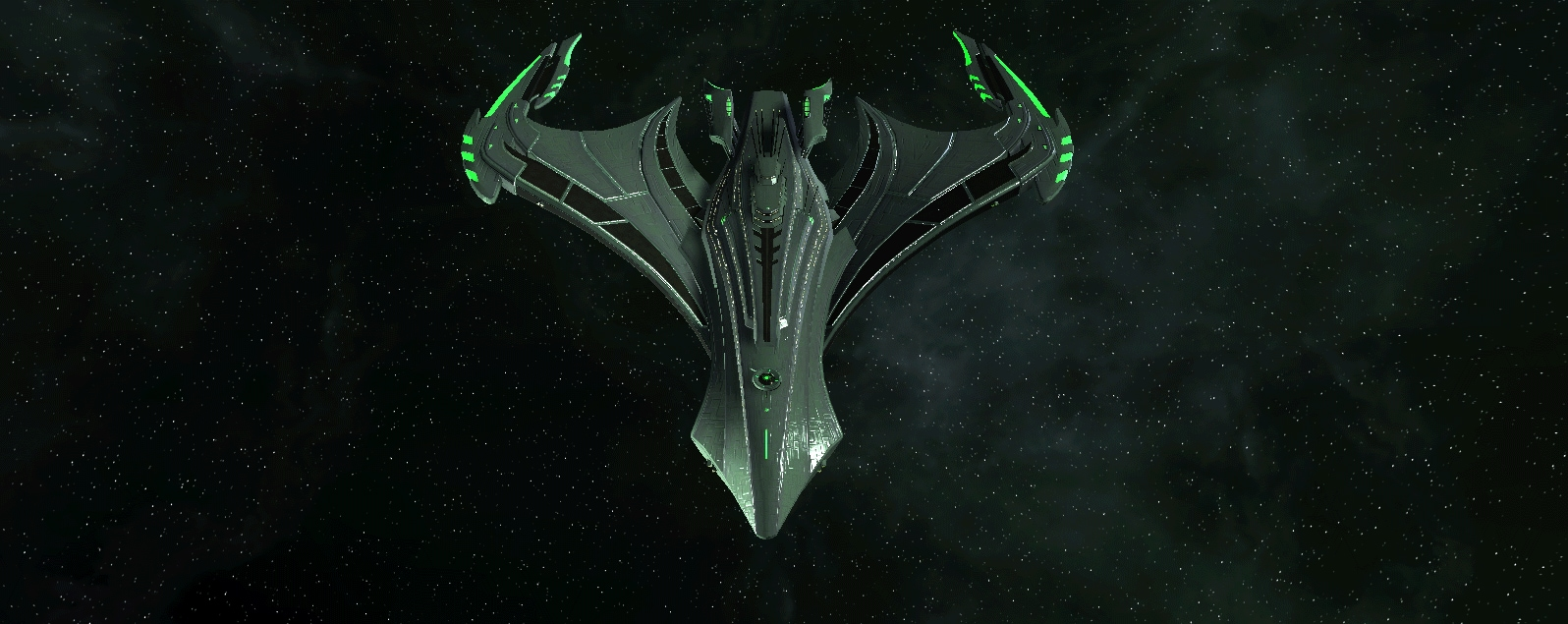 Romulan Command Ship 8