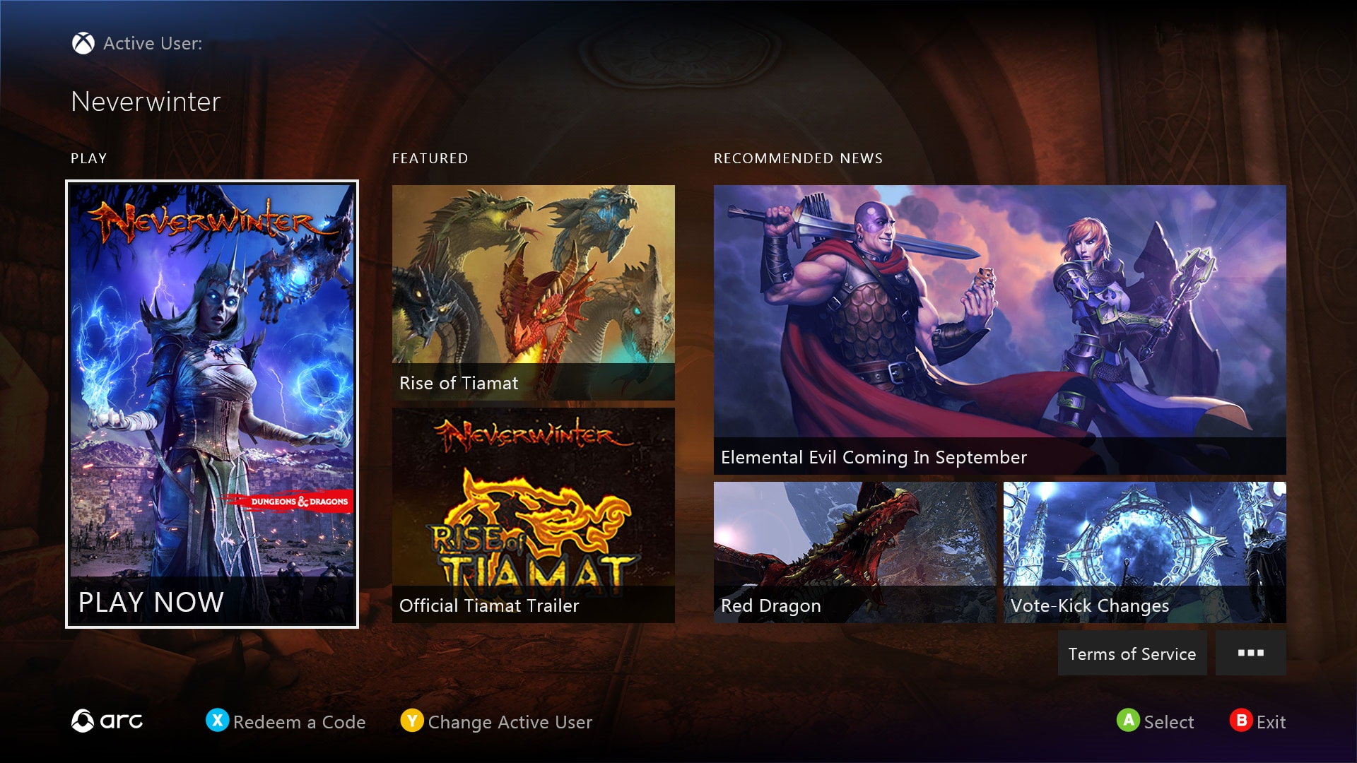 How to Install and Use the Arc App on Xbox One | Neverwinter