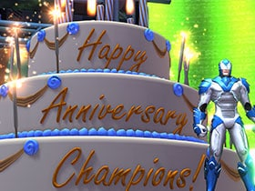 The Final Anniversary Week, and a Lifetime Sale!
