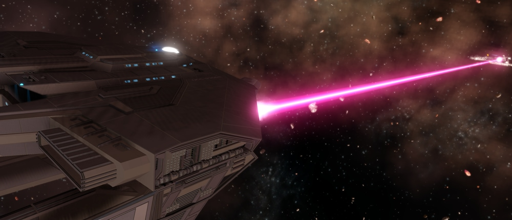 Command the Ships of the Section 31 Lock Box!   Star Trek Online