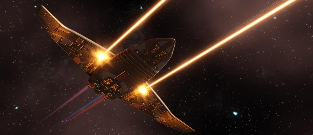 Anniversary Ship: T6 Bajoran Interceptor! | Star Trek Online