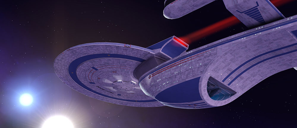The Excelsior is Refitted and On Sale! | Star Trek Online