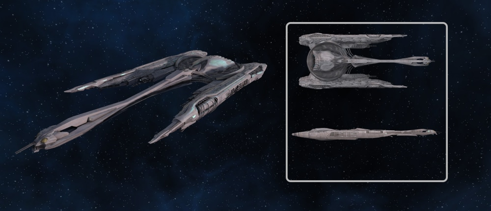 The Command Dreadnought Cruiser Bundle! | Star Trek Online