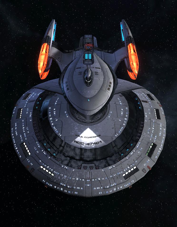 Tier 6 Command Ships | Star Trek Online