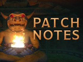 Patch Notes: Version: NW.105.20181121b.1