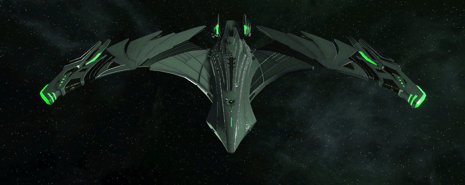 Romulan Command Ship 11