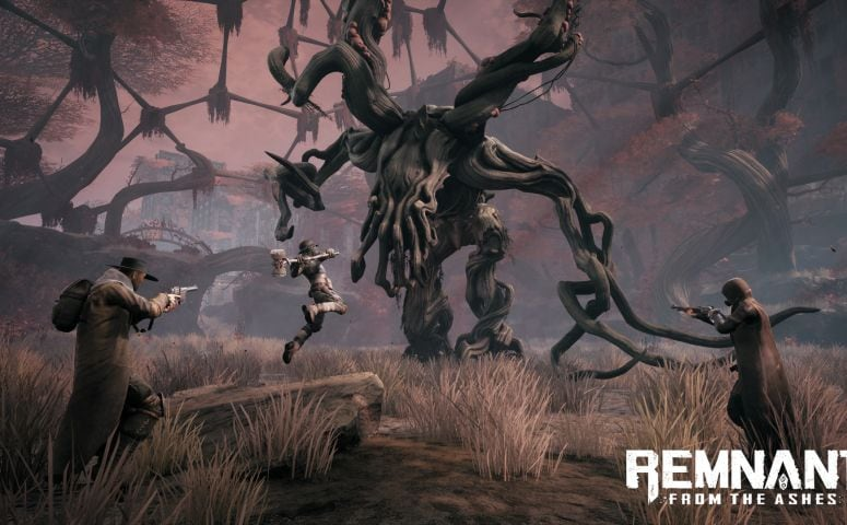 Root Monster in Remnant from the Ashes