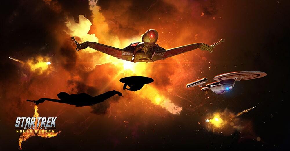 Star Trek Online Anniversary Legendary Bundle