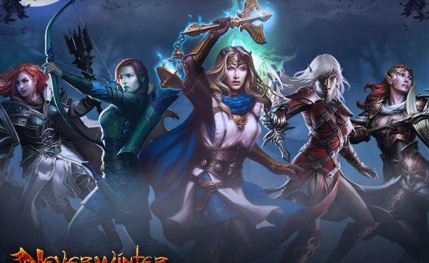 Strong Women Of Neverwinter