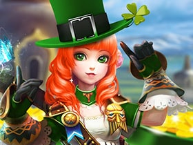 Happy St. Patrick's Day Forsaken World!