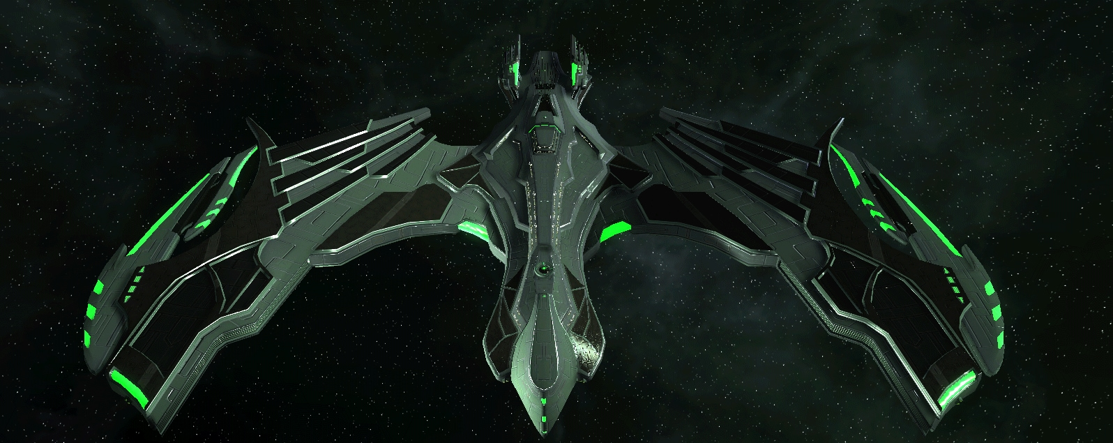 Romulan Command Ship 4
