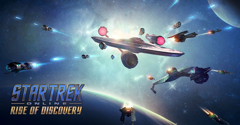 Star Trek Online Review 2020.Command The Discovery Era Enterprise And D7 Star Trek Online