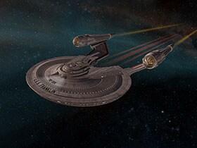 Fliegt die U.S.S. Franklin aus Star Trek Beyond!