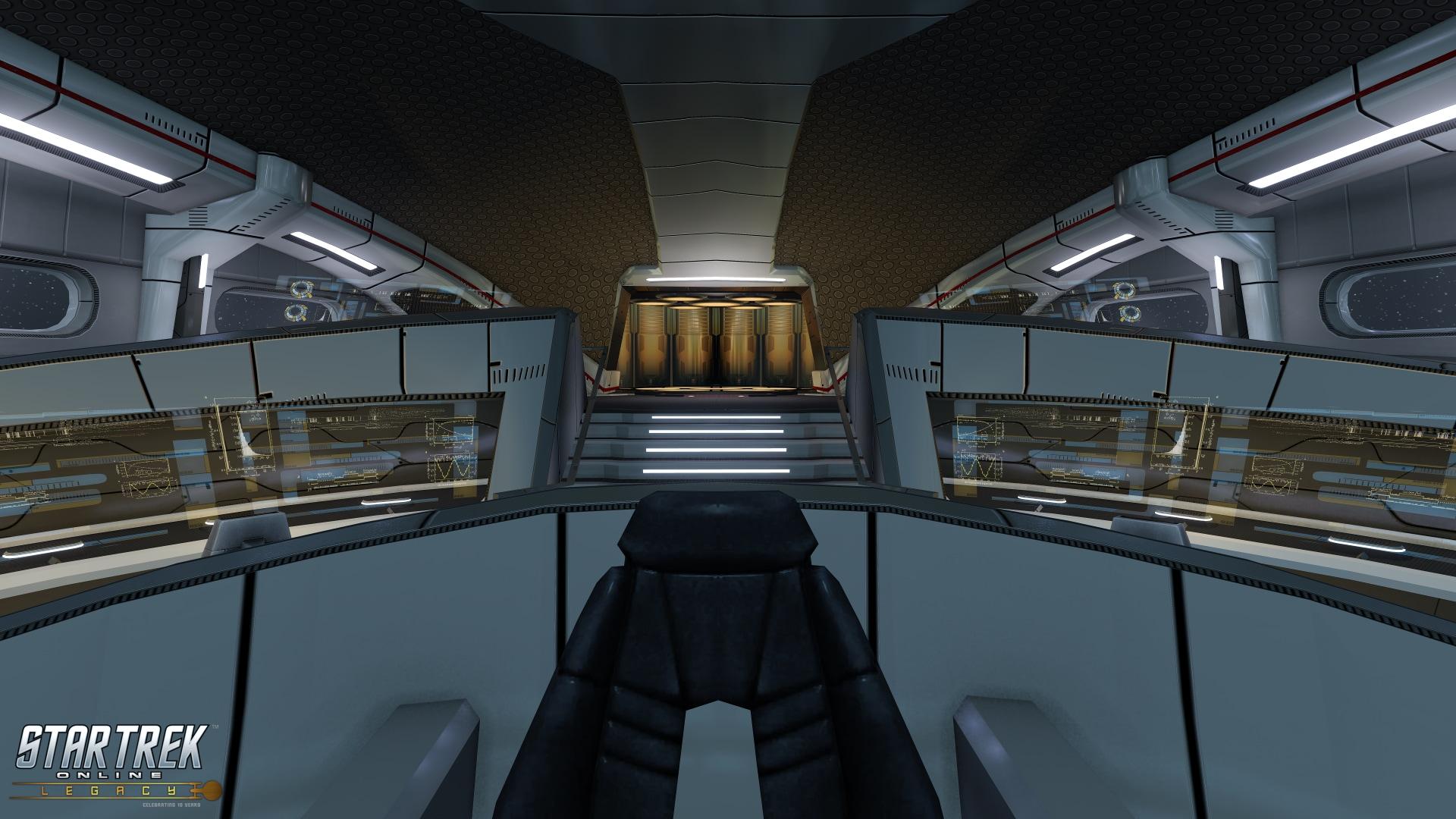 Send Your Video Calls To The Final Frontier Star Trek Online