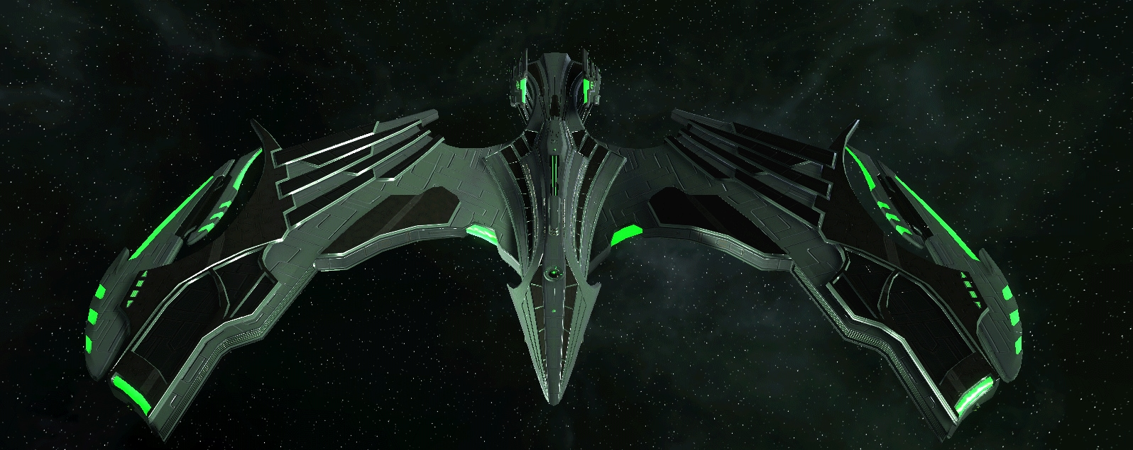 Romulan Command Ship 5