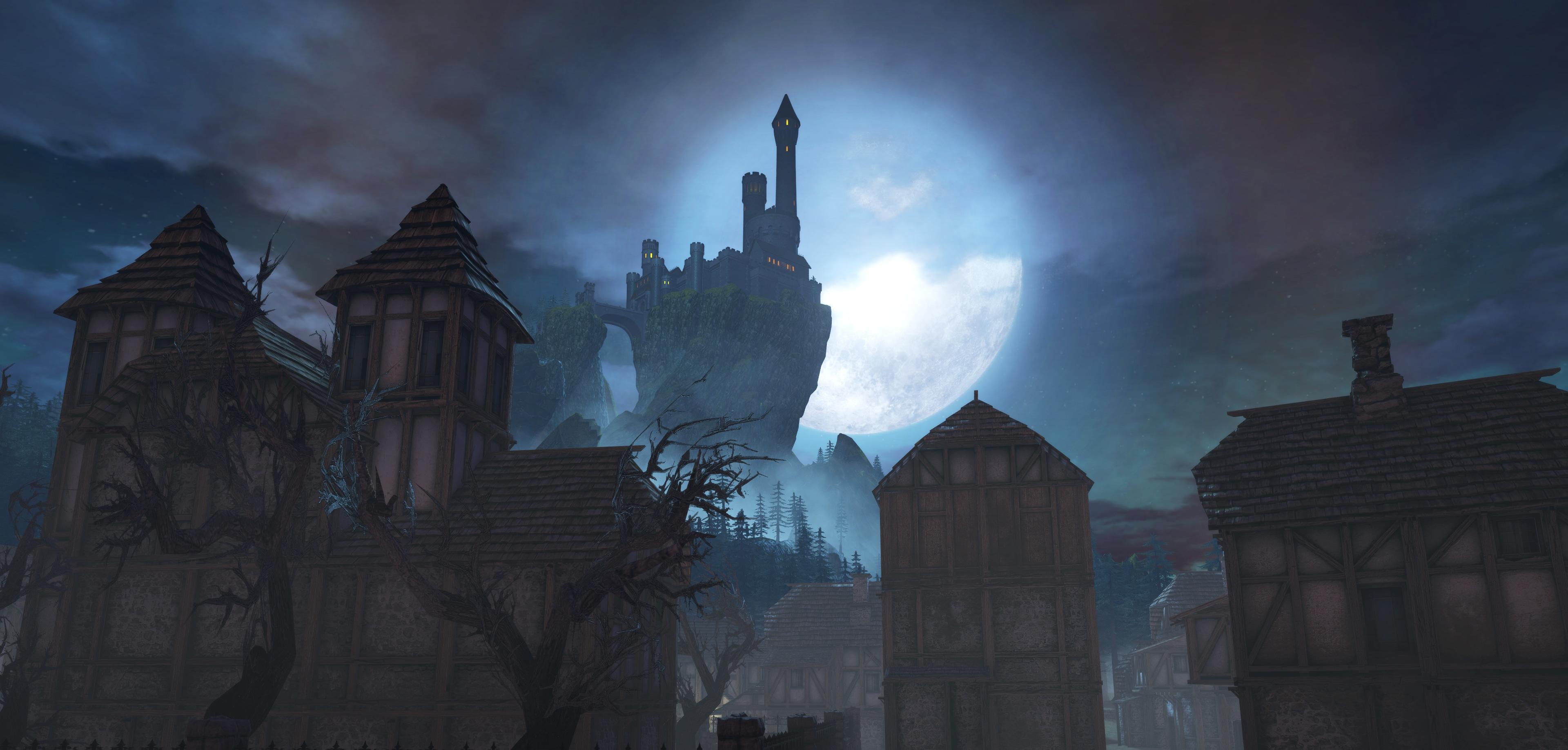 Ravenloft Developer Blog: Story & Zone | Neverwinter