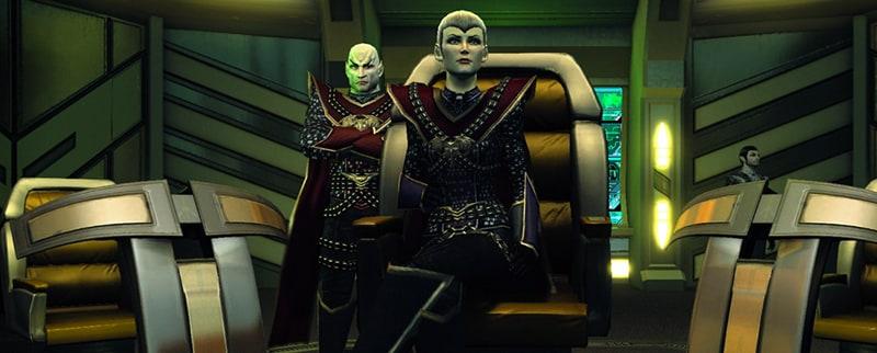 Star Trek Online Season 9 STO MMORPG F2P Sci-Fi MMO Game Legacy of Romulus