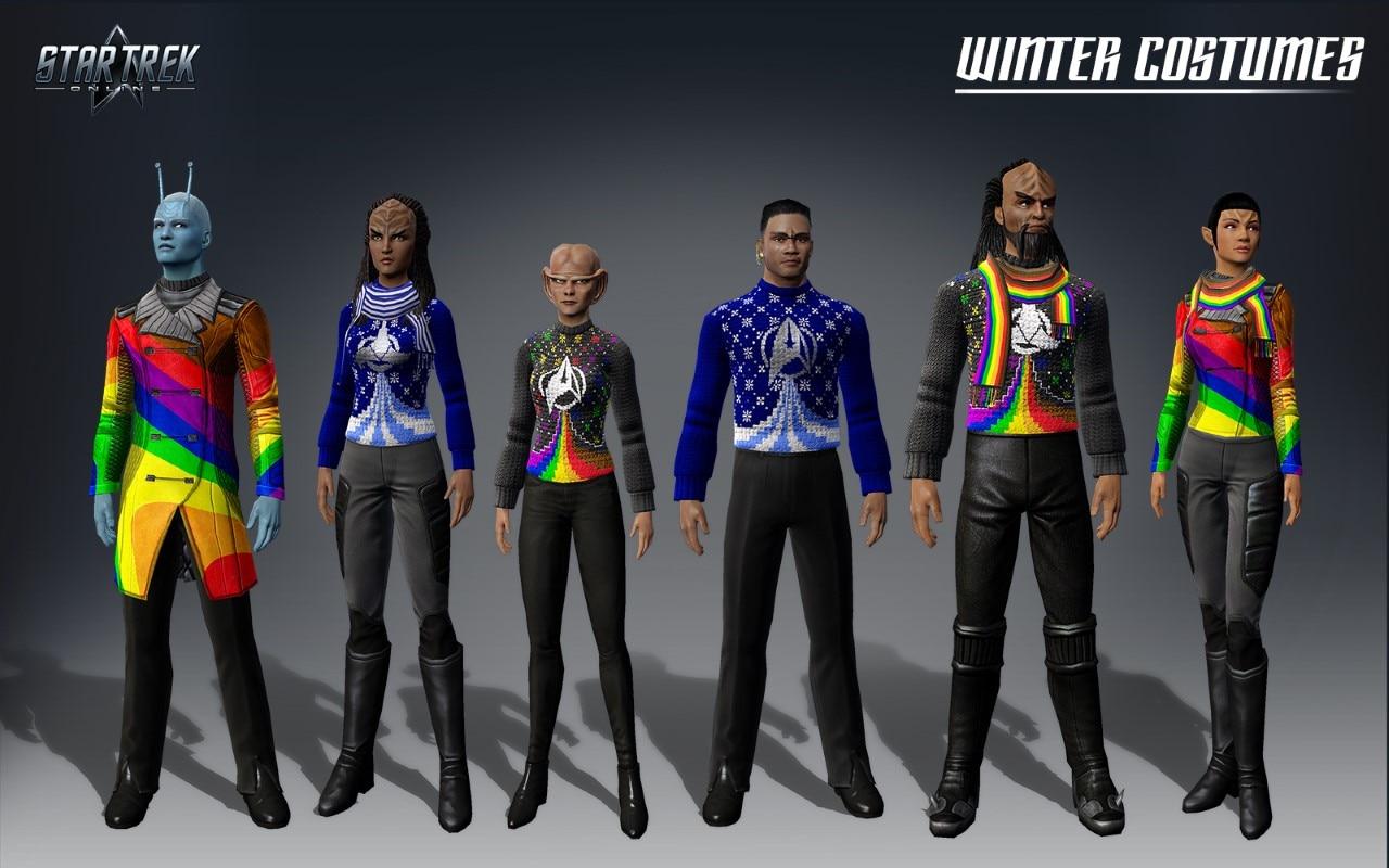 Winter 2020 sweaters