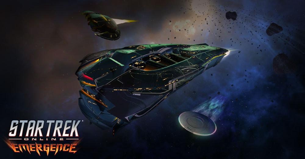 Tzenkethi Lock Box and Lobi Ships Stats! | Star Trek Online