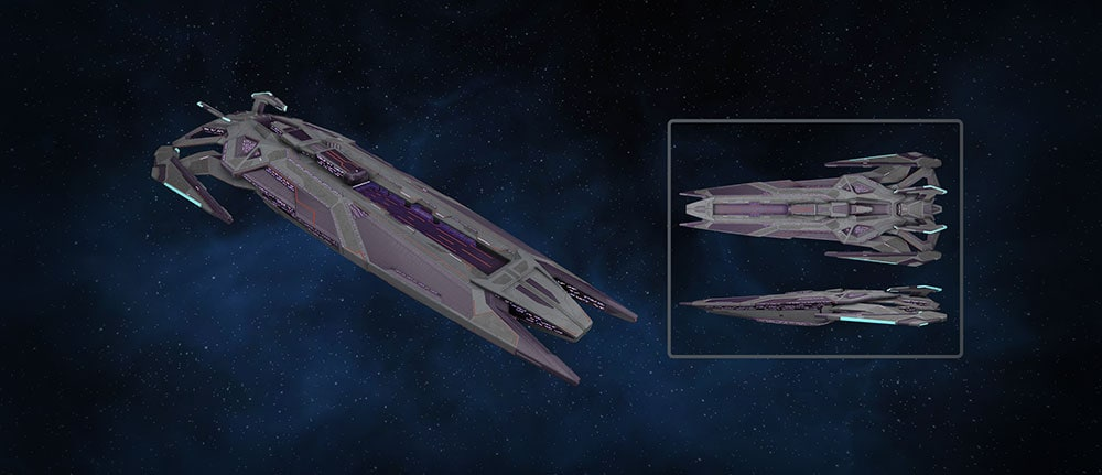Jemhadar Vanguard And Cardassian Intelligence Starship Stats