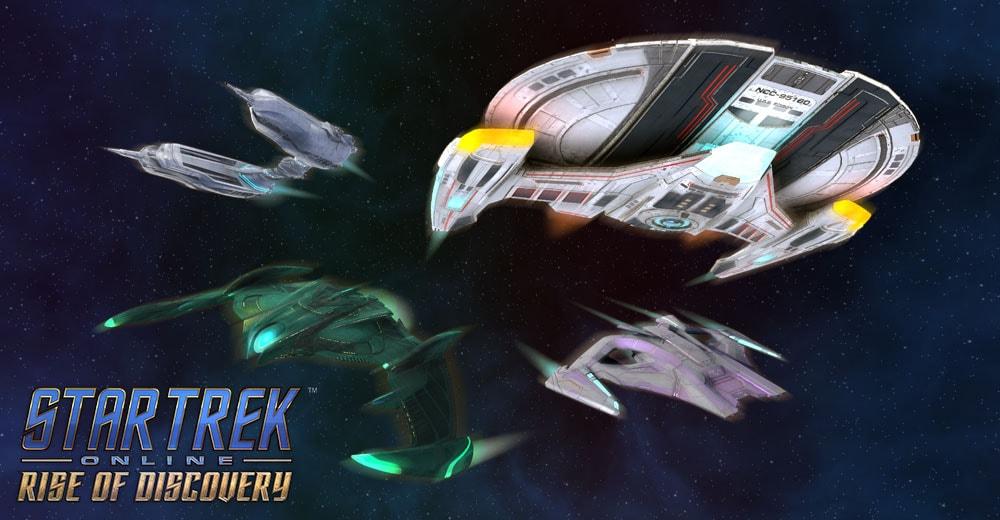 The Temporal Warship Bundle! | Star Trek Online