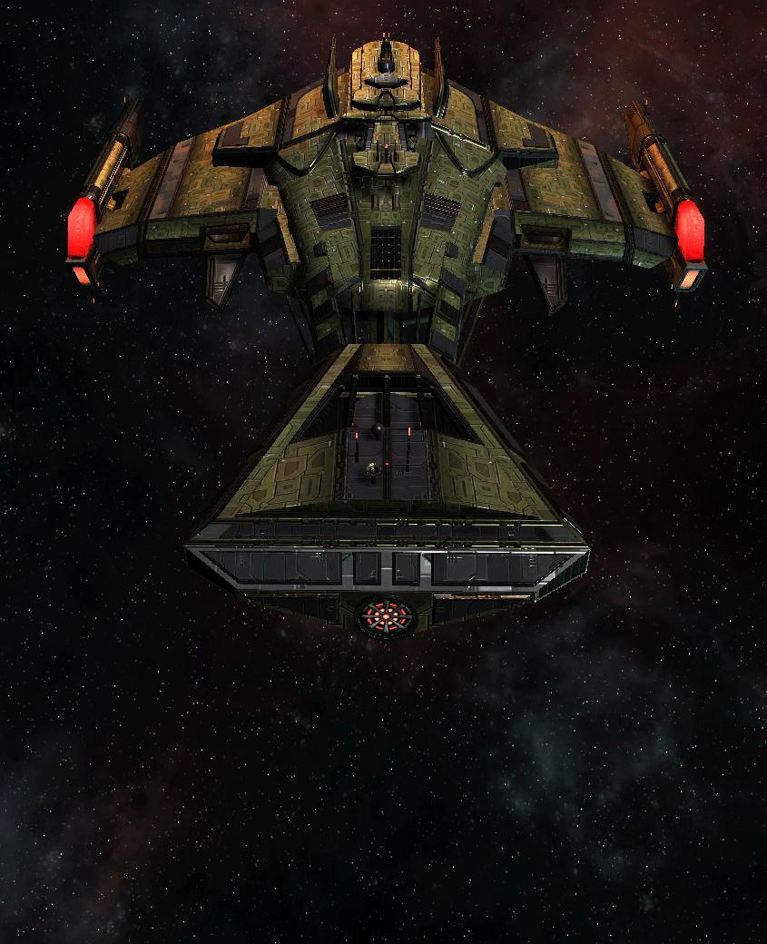 Klingon Command Ship 10\