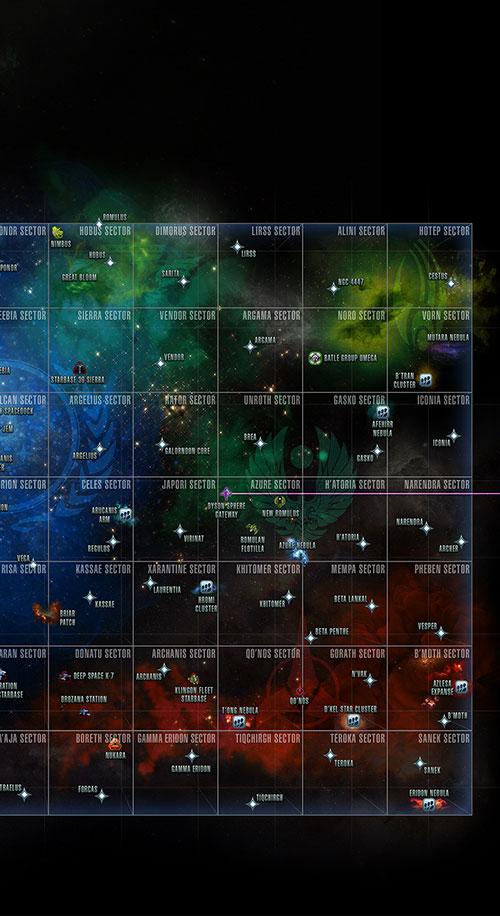 Sector Space Revamp Star Trek Online